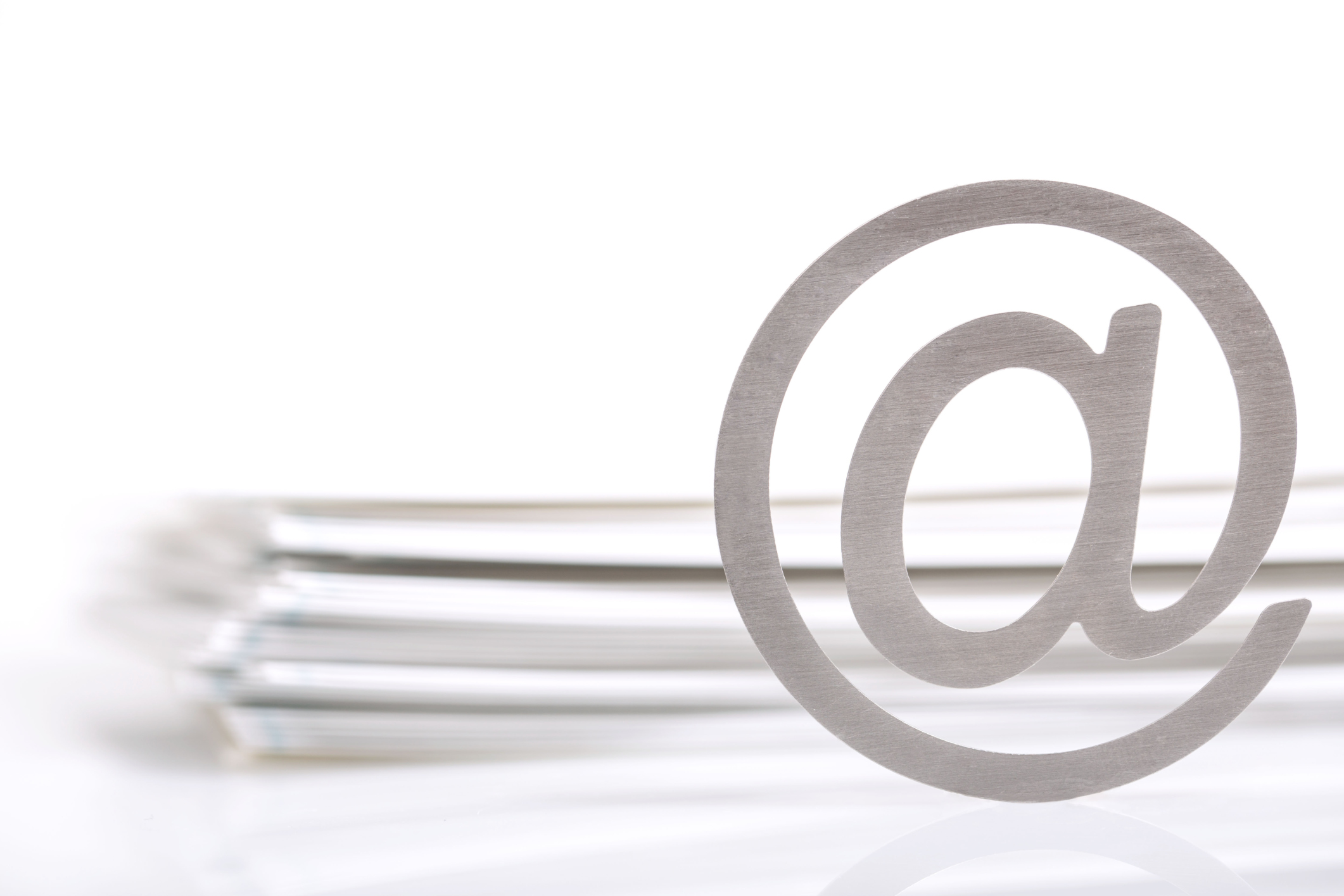 Mails and At Sign